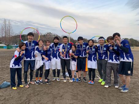 第二回クィディッチ全日本選手権優勝