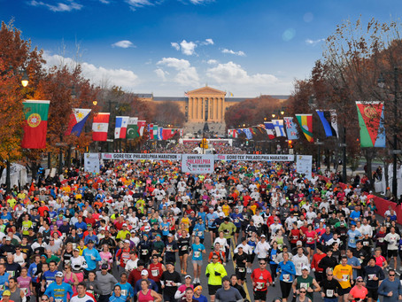Training for the Philadelphia Marathon? Here Are 3 Important Things to Know.