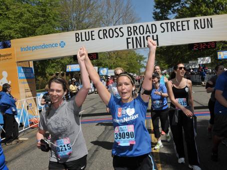 10 Weeks to Broad Street: Your Broad Street Run Training Plan