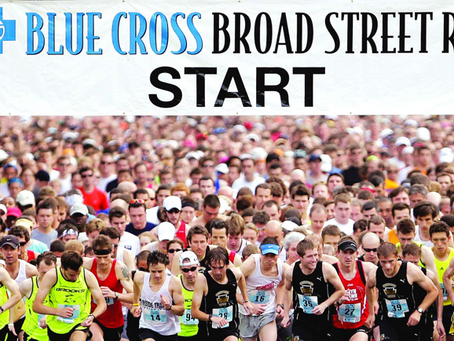 Broad Street Run Training: You're About to Begin the Most Important Week of Training