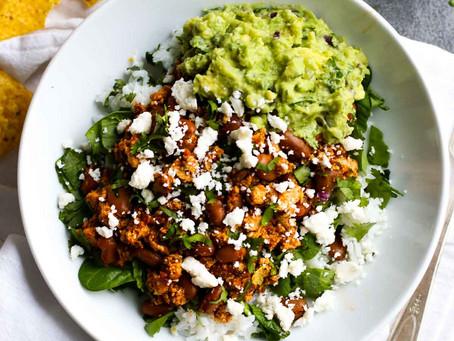 Recipe: Spicy Sofritas Veggie Bowls