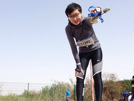 Athlete Profile - Laura Bee