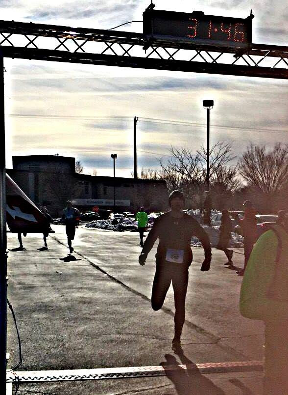 Keith Frostbite 5 Miler