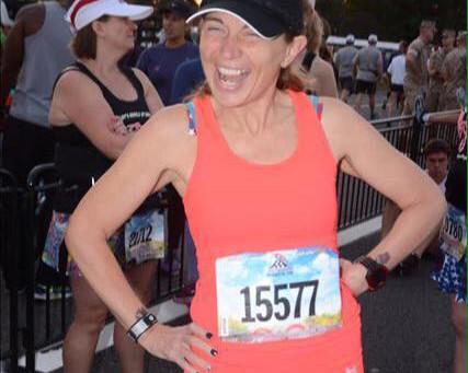 Athlete Profile - Patty Swanger