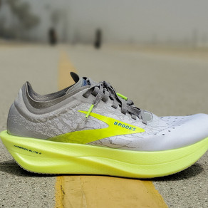 Brooks Hyperion Elite 2 Review: First Run Impressions