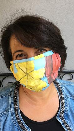 Masque 3 - Pop Art Brique