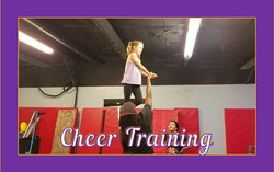 Cheer Training Sessions