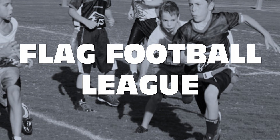 Flag Football Player Early Registration