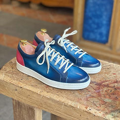 Blue Jean Rose