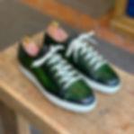 Patine Vert Anglais