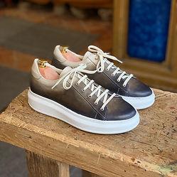 Sneakers Etoupe