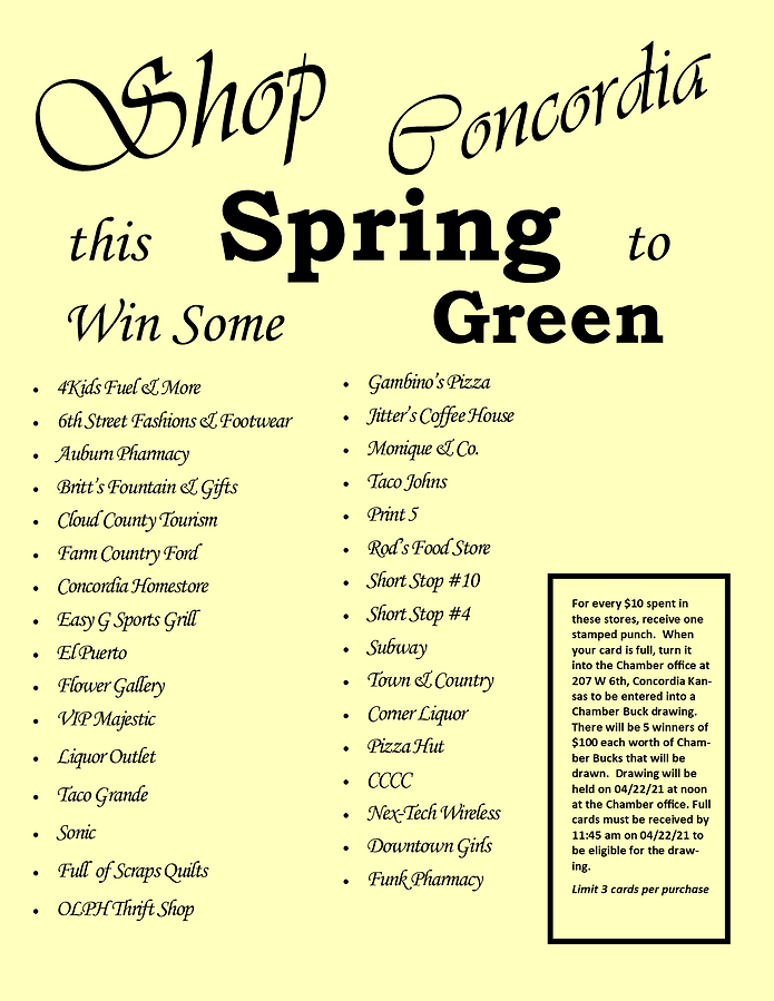 Spring Time Punch Card Sign.png