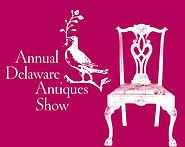 Delaware Antiques Show logo