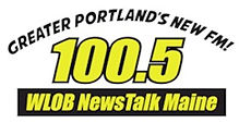 WLOB radio logo
