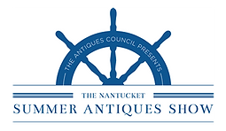 nantucket summer antiques show logo