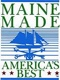 Maine Made program logo