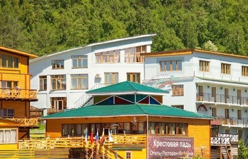 Гостиница Крестовая Падь