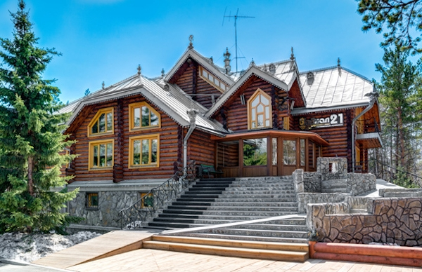 Парк-отель Байкал 21