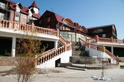 Легенда Байкала отель