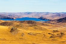 Тур на Байкал Джип-сафари на острове Ольхон