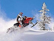 Тур на снегоходах по сибирской тайге