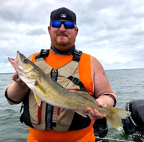 Leech Lake Walleye