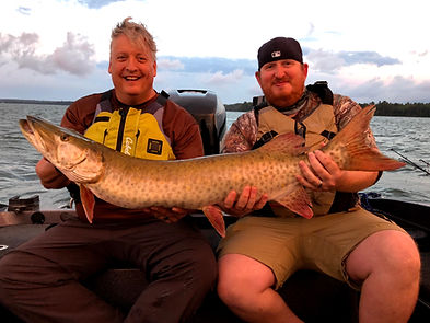 Leech Lake Muskie