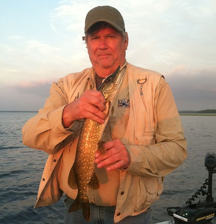 Leech Lake Northern Pike