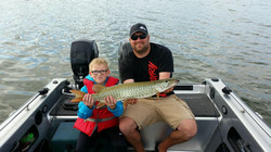 1st time clients 1st muskie