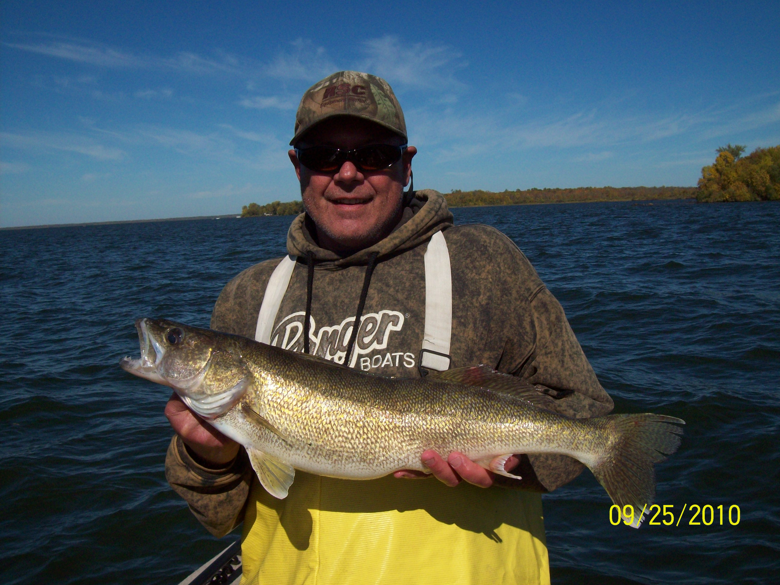 "Leech Lake 26.5"" Walleye"