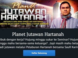Online Coaching Sesi 1 Planet Jutawan Hartanah