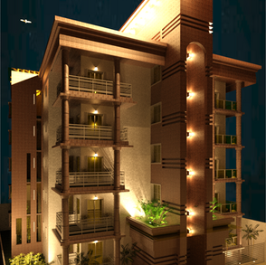 05 STORIED RESIDENTAIL BUILDING