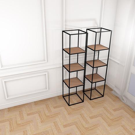 VGL shelves