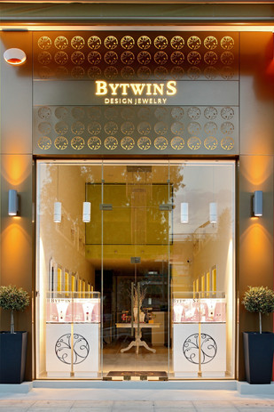 Project: Bytwins jewelry shop