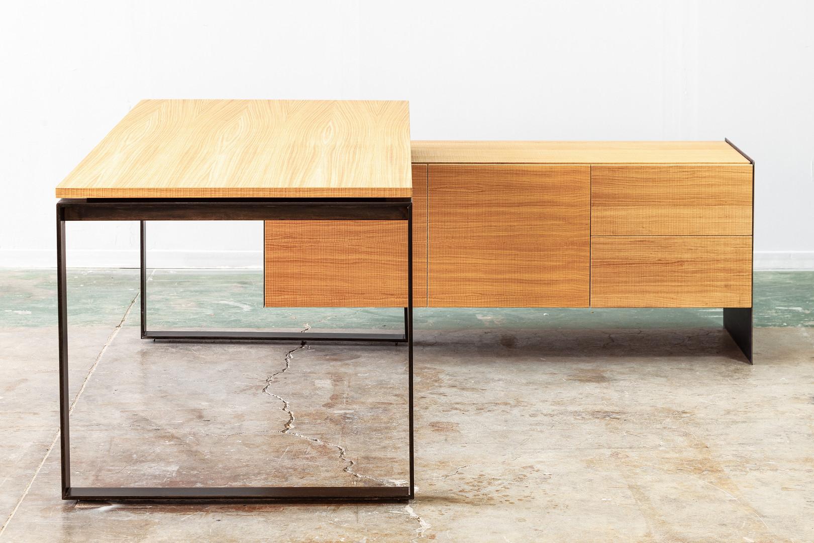 M. S. Desk