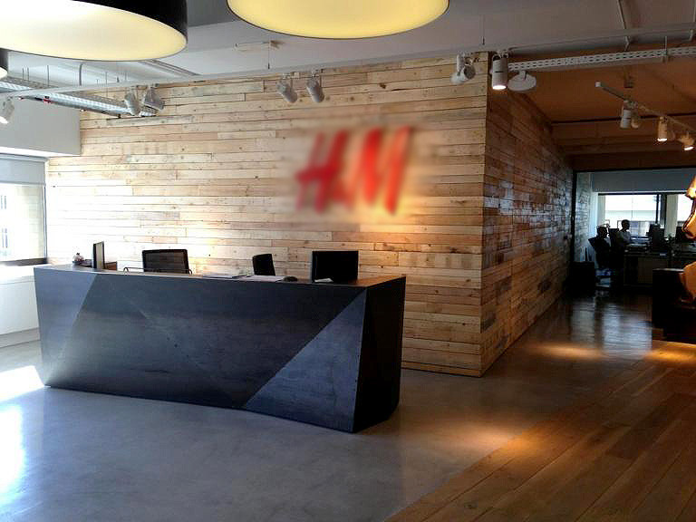 Project: H&M offices