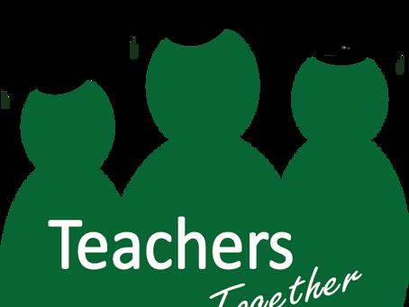Why I set up Teachers Together