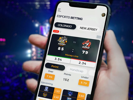 Our List of the Top Rated Esports Betting Sites in 2021