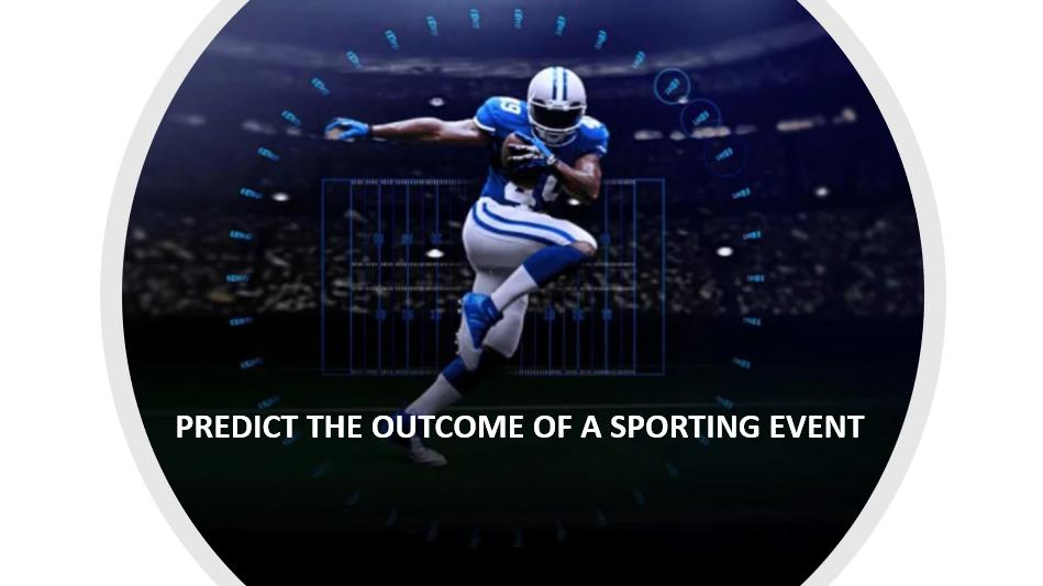토토사이트, 메이저놀이터, 파워볼사이트 에서 기계학습을 이용하여 스포츠결과를 예측한다.
