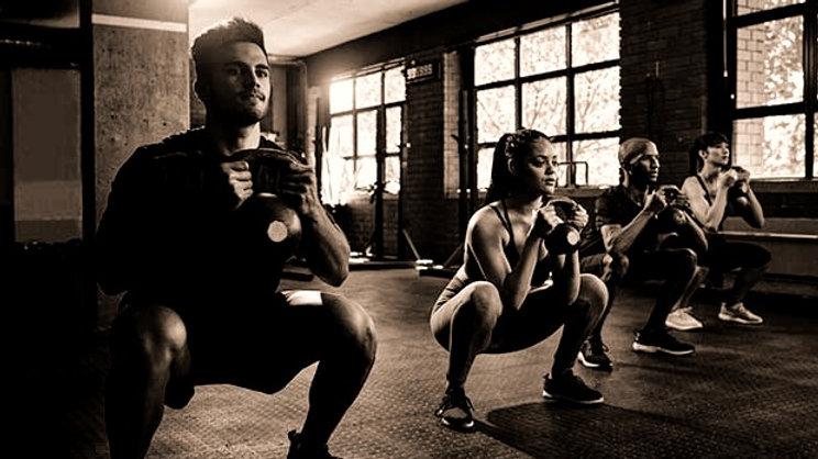 Online Lower Body & Core Focus x 4