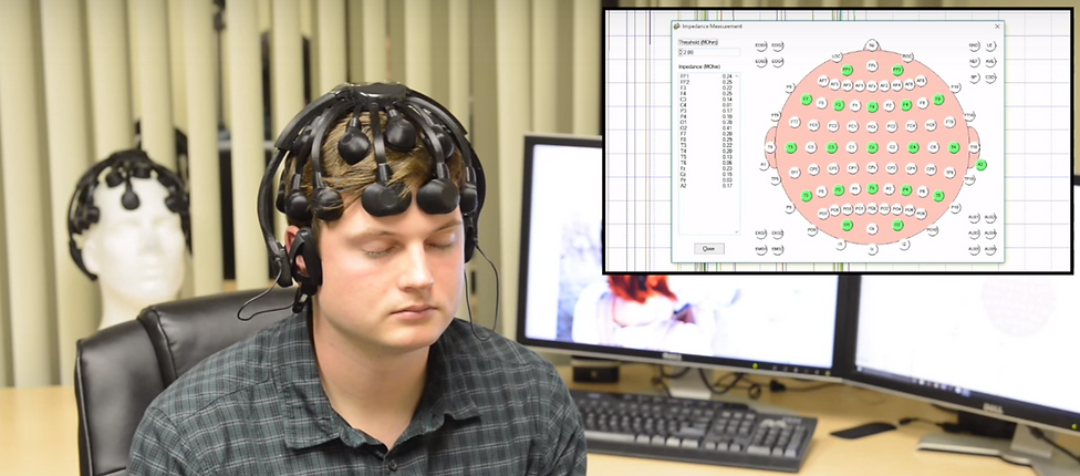 QEEG Brainmapping ADHD Evaluation Assessment Brainsight