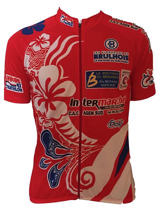 Maillot Vélo (manche courtes)