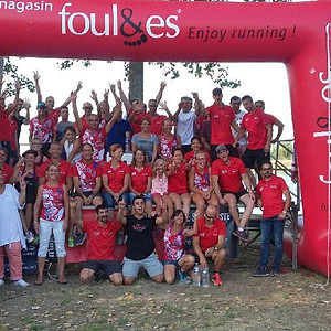 Triathlon de Layrac 2016