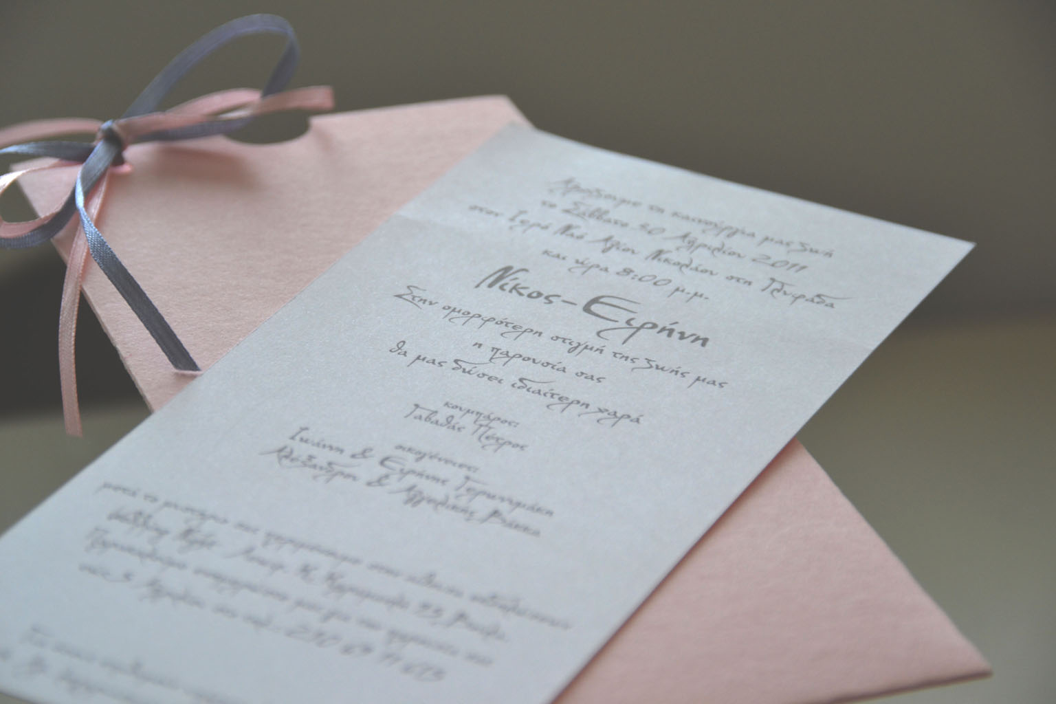 digital printing / custom envelope