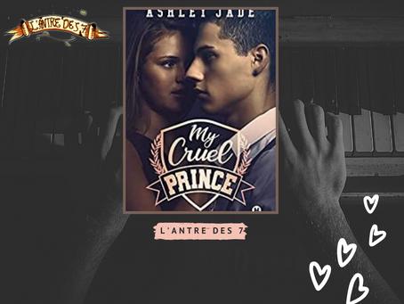 My Cruel Prince, écrit par Ashley Jade