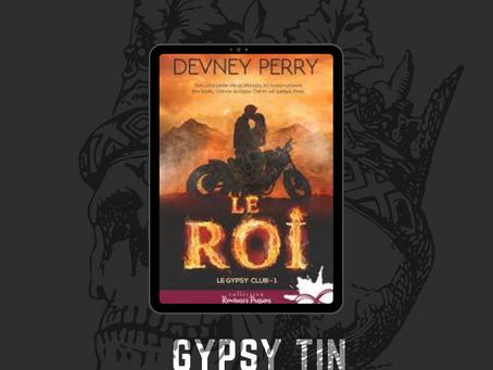 Le Gypsy Club, Tome 1 : Le Roi, écrit par Devney Perry