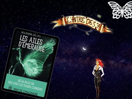 Les ailes d'émeraudes ~ Tome 1 écrit par Alexiane de Lys