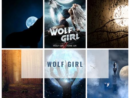 Wolf Girl, Tome 1 : Wolf girl écrit par Leia Stone