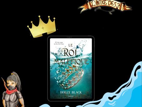 The Folk of the Air, Tome 2 : Le Roi maléfique, écrit par Holly Black