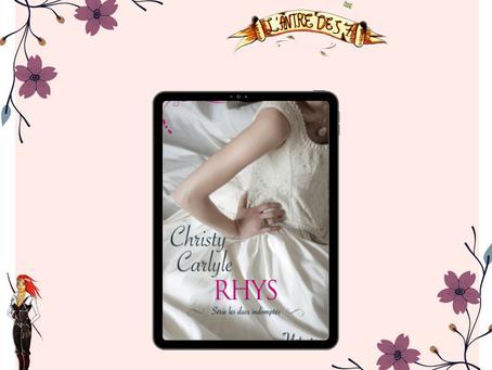 Les Ducs indomptés, Tome 3 : Rhys, écrit par Christy Carlyle